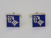 6th ARMOURED DIVISION CUFF LINKS